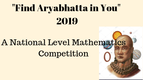 Find Aryabhatta in You 2019